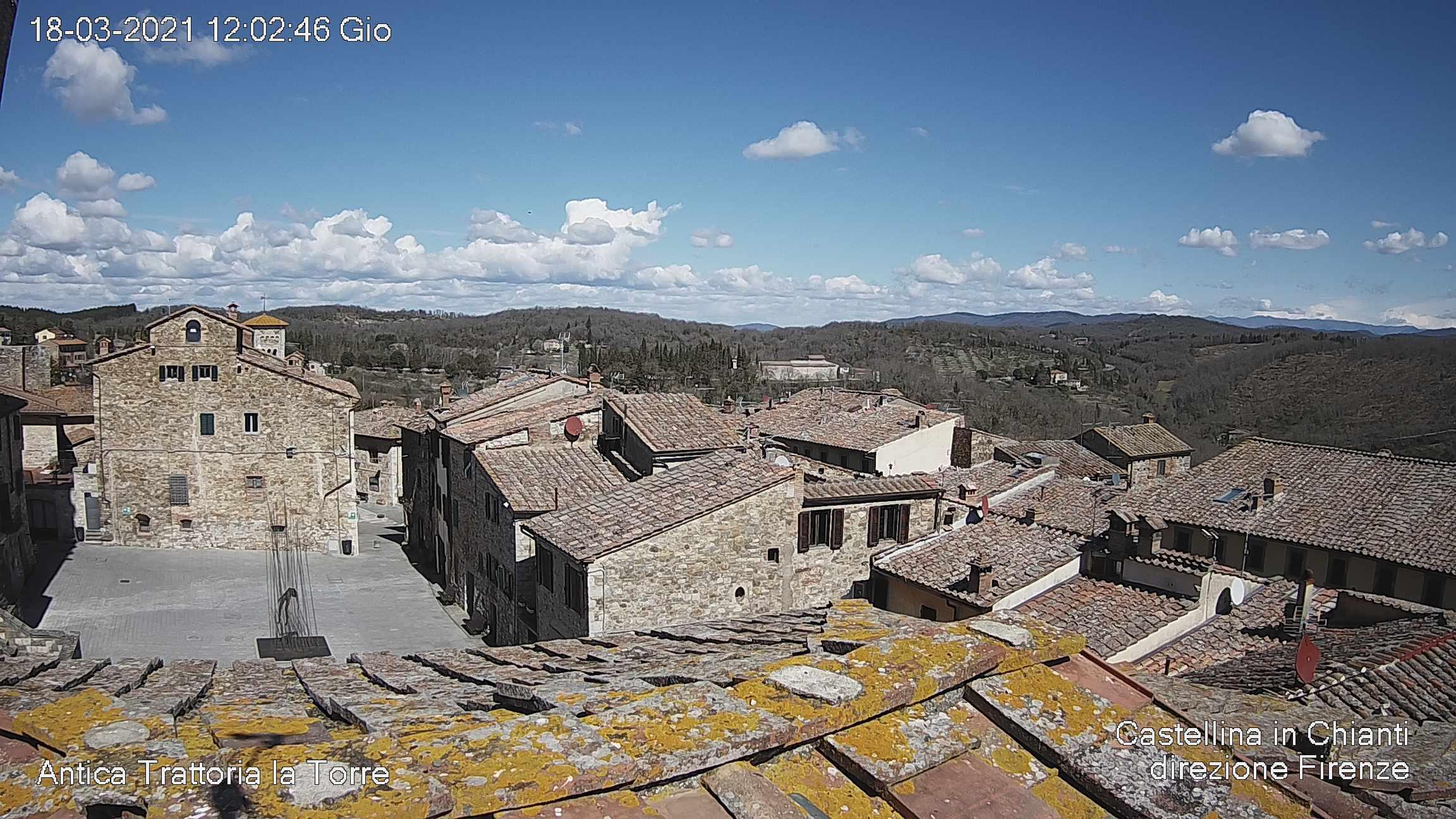 Webcam Castellina in Chianti